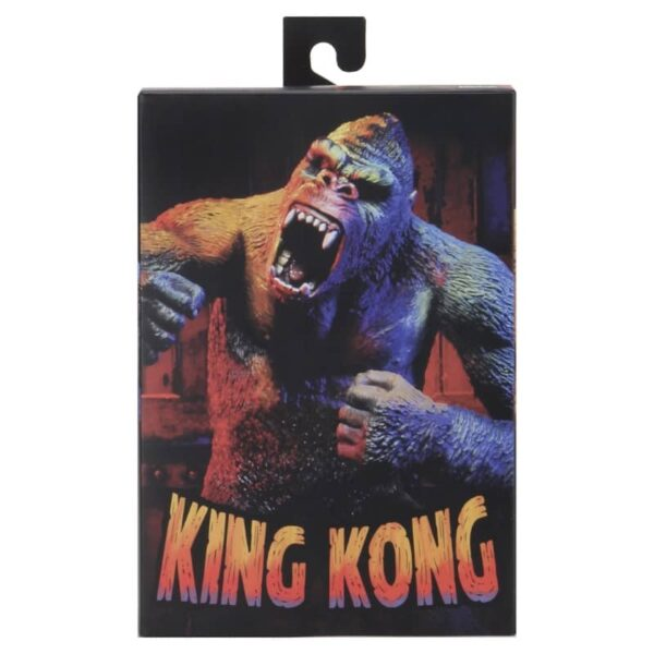 King Kong Illustrated Version Ultimate Action Figure 6