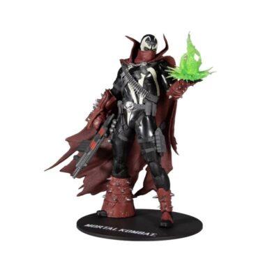 Commando Spawn Deluxe Action Figure
