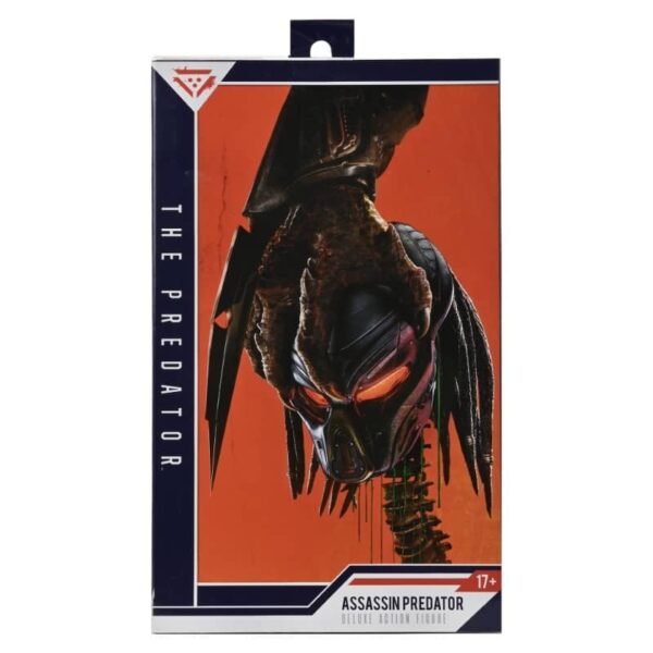 Predator Unarmored Assassin Deluxe Ultimate Action Figure 11