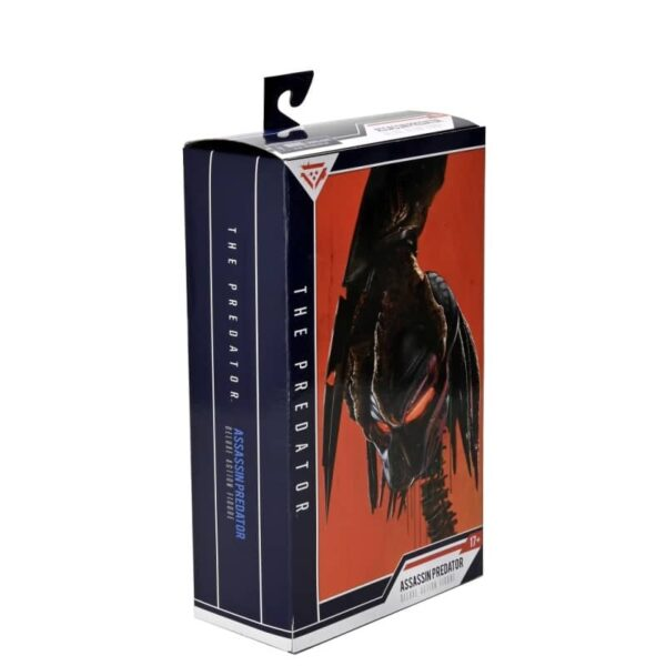 Predator Neca Assassin Deluxe