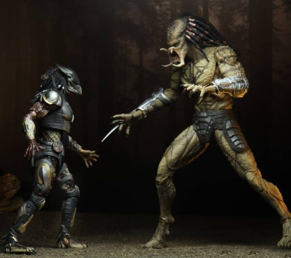 Predator Unarmored Assassin Deluxe Ultimate Action Figure 6