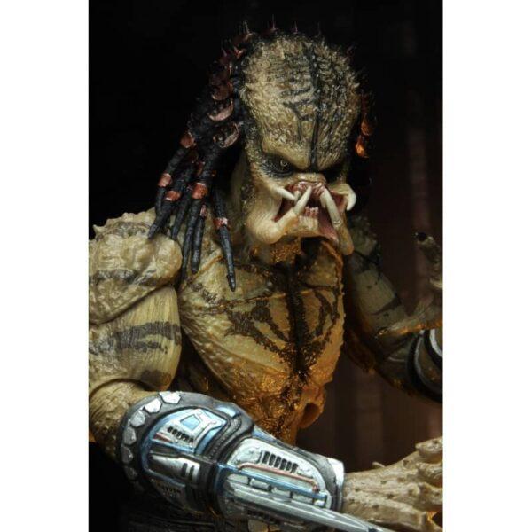 Predator Unarmored Assassin Deluxe Ultimate Action Figure 7
