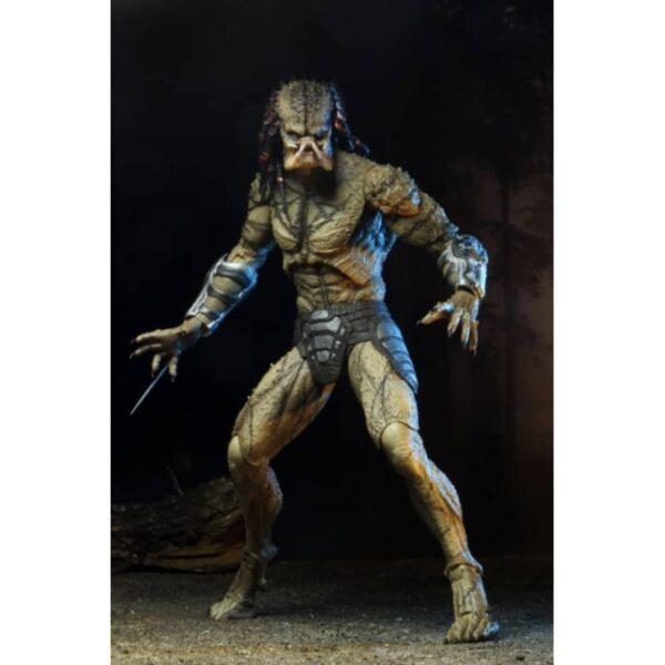 Predator Unarmored Assassin Deluxe Ultimate Action Figure 9