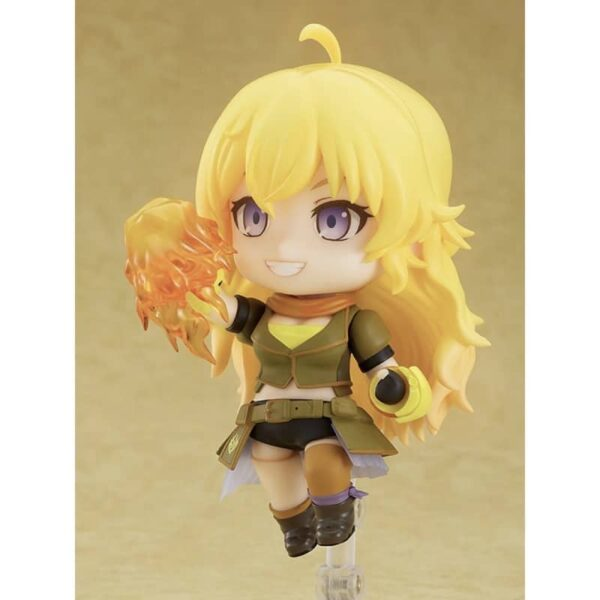 Yang Xiao Action Figure