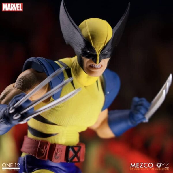 Wolverine Deluxe Steel Box Edition One 12 Collective 1