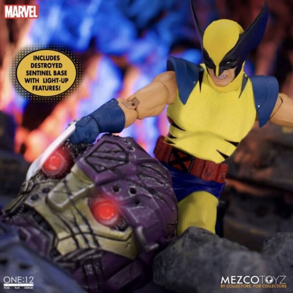 Wolverine Deluxe Steel Box Edition One 12 Collective 10