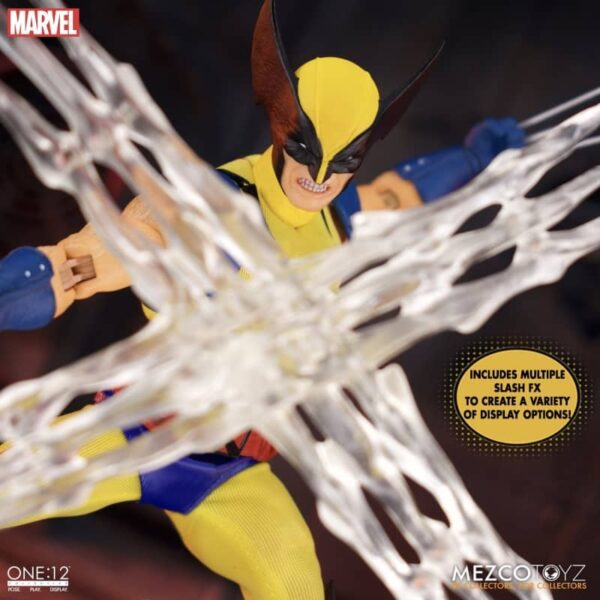 Wolverine Deluxe Steel Box Edition One 12 Collective 11