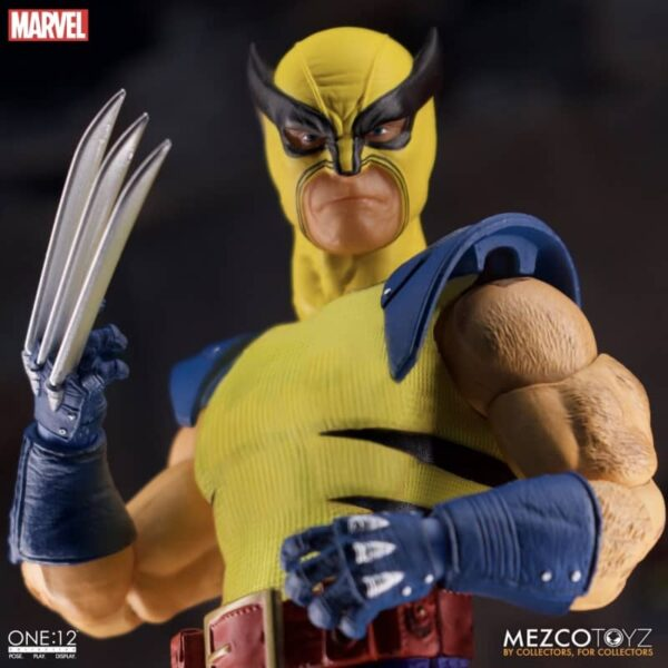 Wolverine Deluxe Steel Box Edition One 12 Collective 15