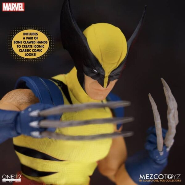 Wolverine Deluxe Steel Box Edition One 12 Collective 16