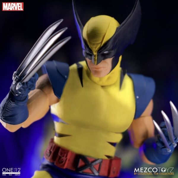 Wolverine Deluxe Steel Box Edition One 12 Collective 18