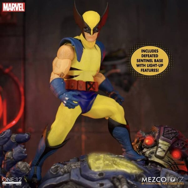 Wolverine Deluxe Steel Box Edition One 12 Collective 19