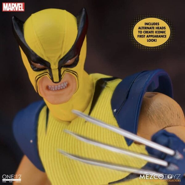 Wolverine Deluxe Steel Box Edition One 12 Collective 2