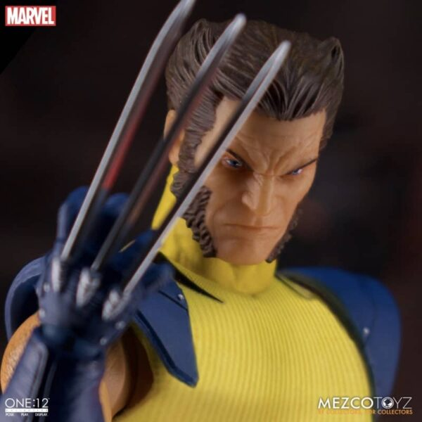 Wolverine Deluxe Steel Box Edition One 12 Collective 3