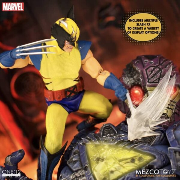 Wolverine Deluxe Steel Box Edition One 12 Collective 6
