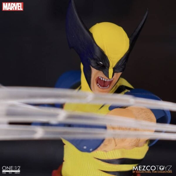 Wolverine Deluxe Steel Box Edition One 12 Collective 9