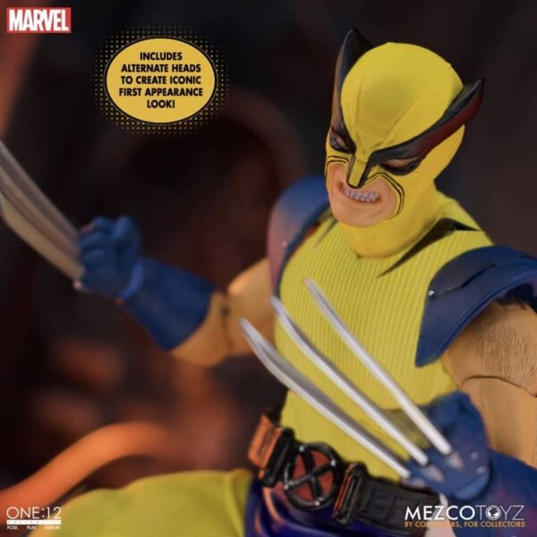 Wolverine Deluxe Steel Box Edition One 12 Collective13