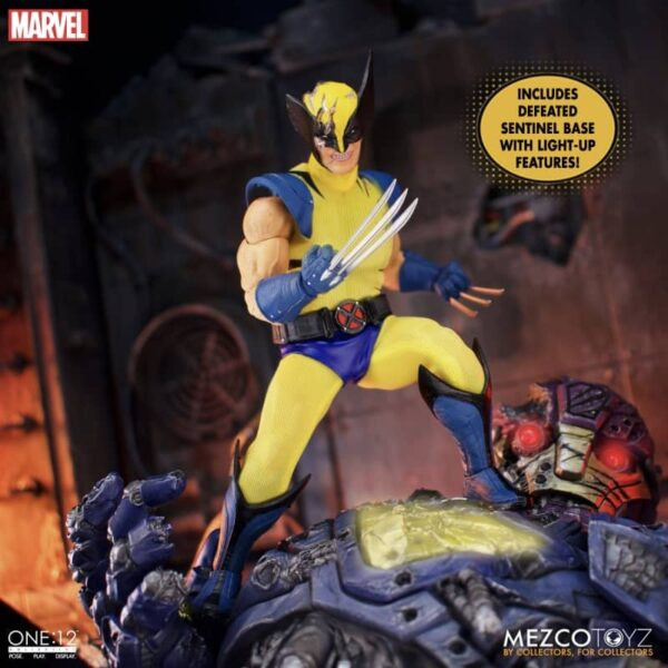 One 12 collective wolverine