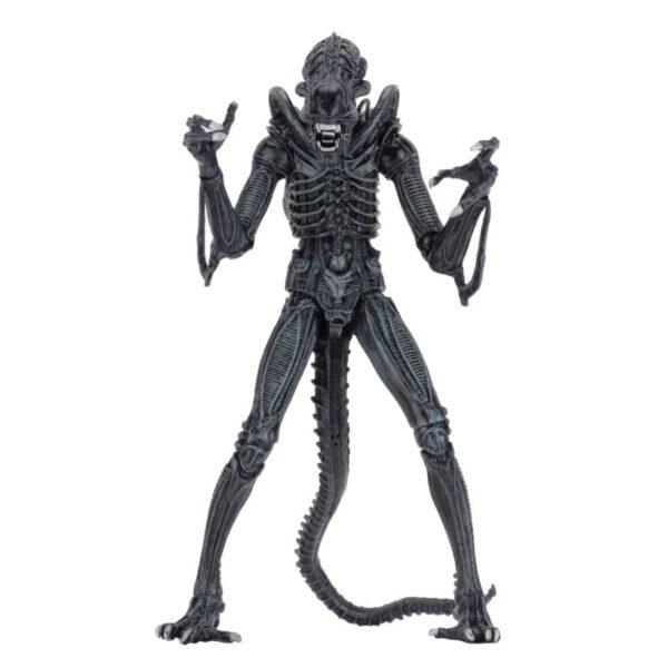 Alien Ultimate Warrior Blue Action Figure