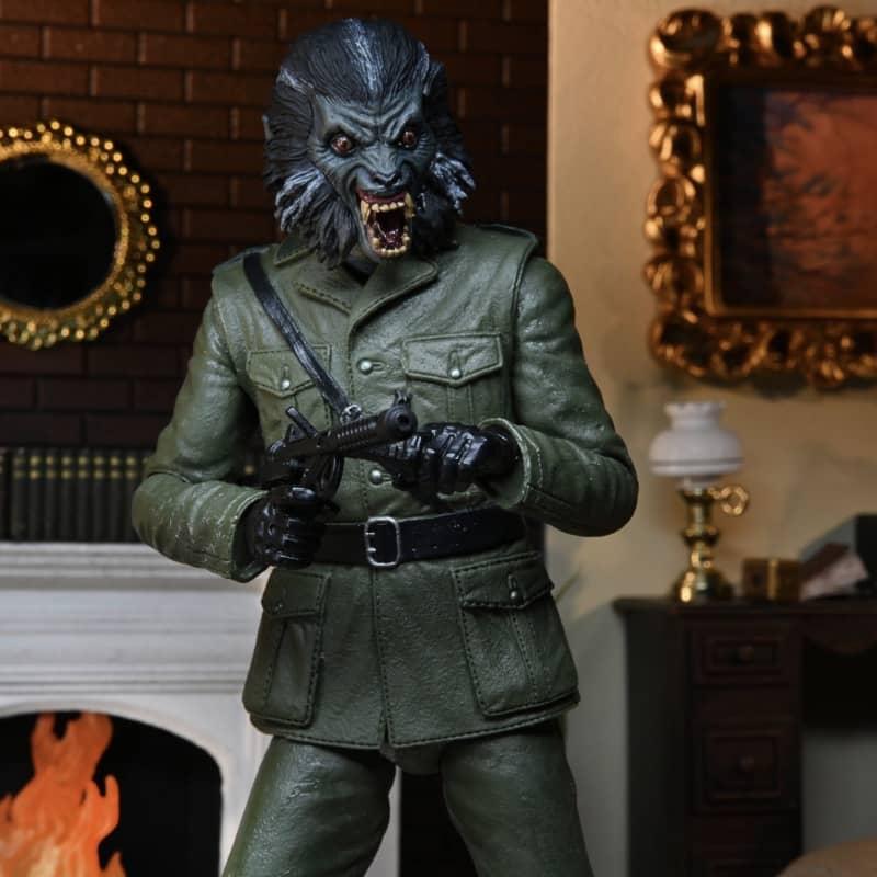 An American Werewolf in London Demon
