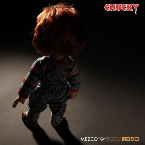 Childs Play Chucky Sneering Talking Doll 2