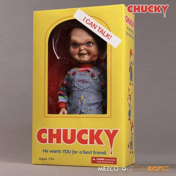 Mezco Chucky