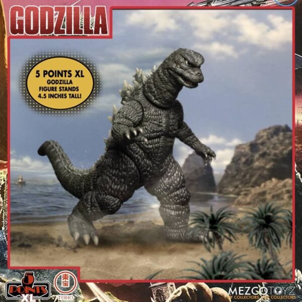 Godzilla Mezco