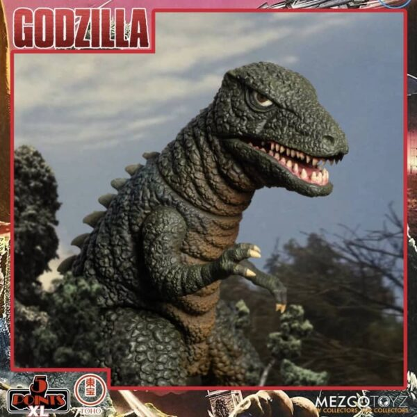 Godzilla Destroy All Monsters 1968 5 Points Round 2 Box Set 6