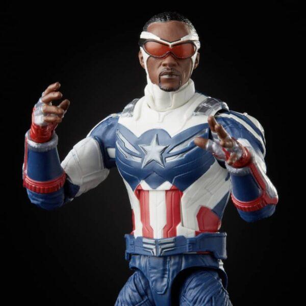 Marvel Legends Captain America Sam Wilson 1