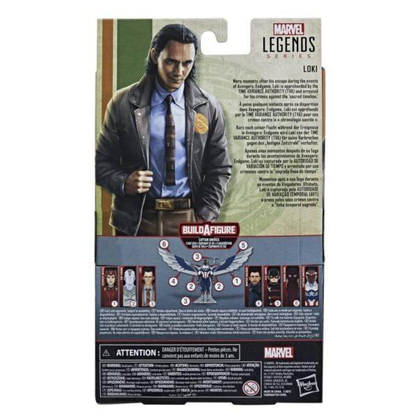 Marvel Legends Loki Avengers 4