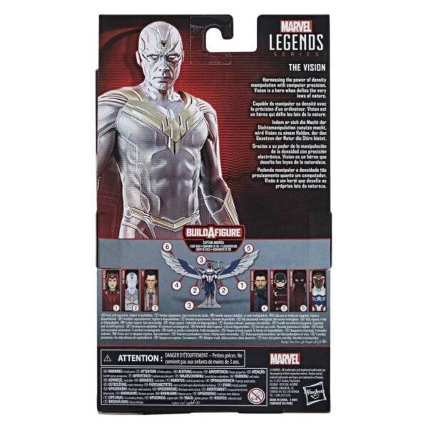 Marvel Legends Vision Avengers 4