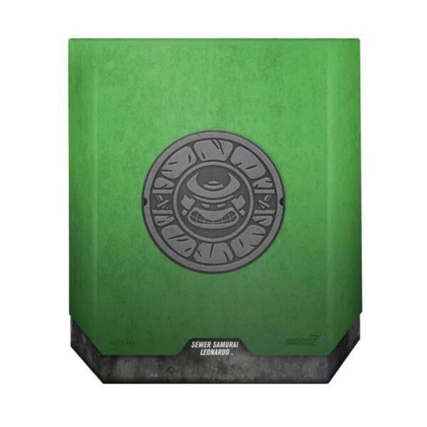 Sewer Samurai Leonardo TMNT Ultimates 3