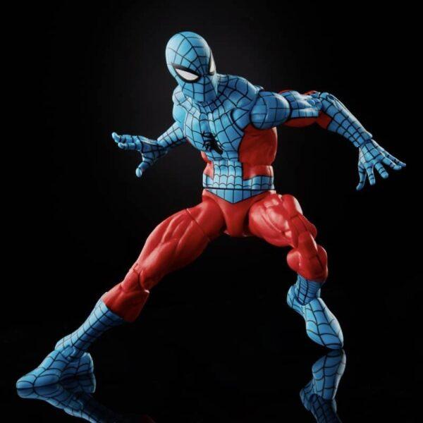 Web man marvel legends