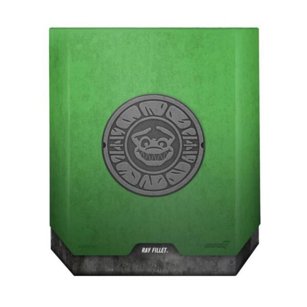 TMNT Ultimates Ray Fillet 3
