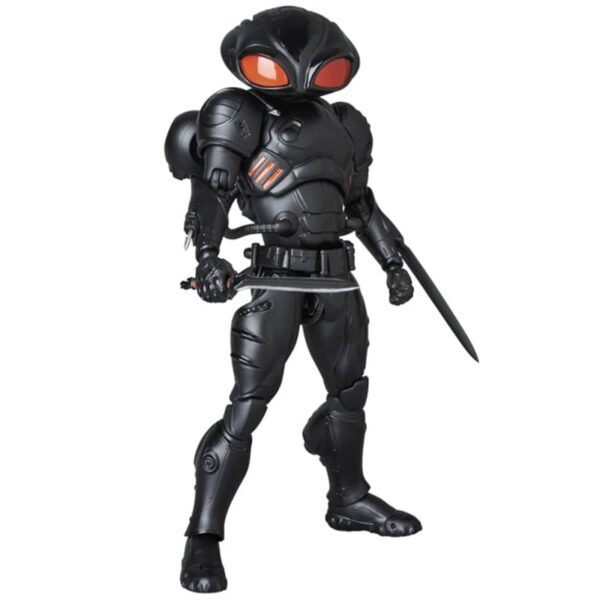 Black Manta Mafex