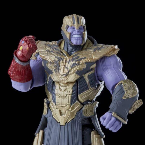 Thanos Action Figure