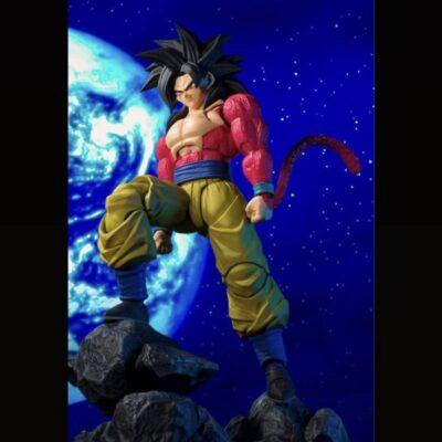 Super Sayan 4 Goku s.h. figuarts