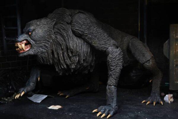 Kessler Werewolf Ultimate Action Figure 12