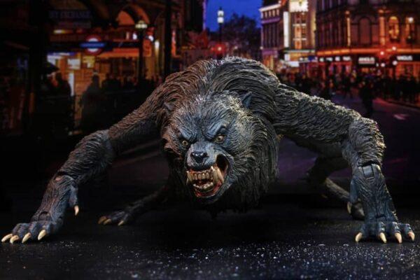Kessler Werewolf Ultimate Action Figure 14