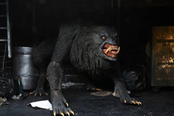 Kessler Werewolf Ultimate Action Figure 9
