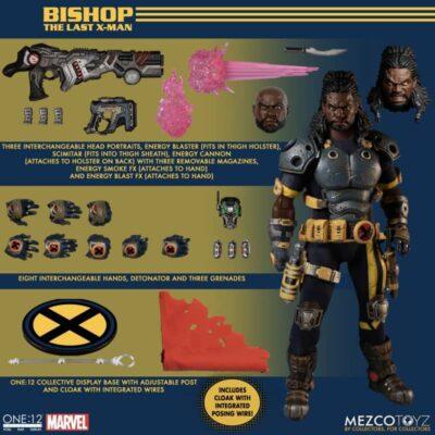 Marvel Bishop one:12