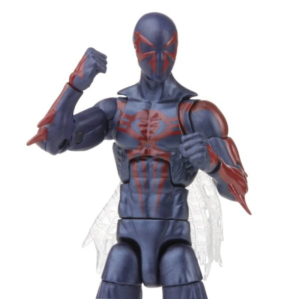 Marvel Legends Spider man 2099 Retro 5