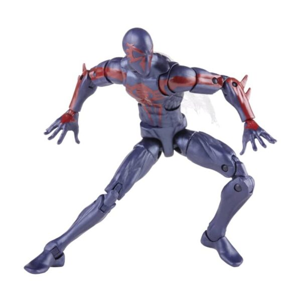 Marvel Legends Spider man 2099 Retro 6