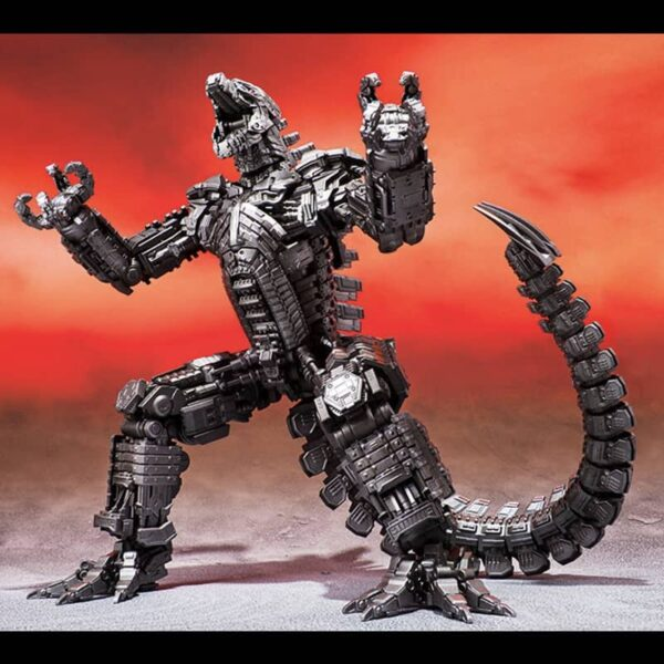S.H. Monsterarts Mechagodzilla