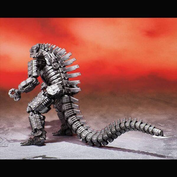 S.H. Monsterarts Mechagodzilla Godzilla Vs. Kong 4