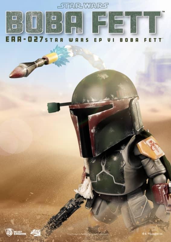 Star Wars Boba Fett beast kingdom