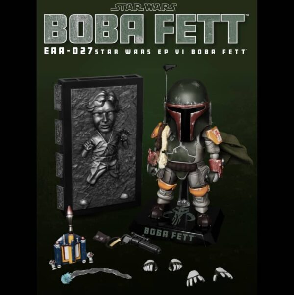 Boba Fett Episode VI EAA-027 Egg Attack