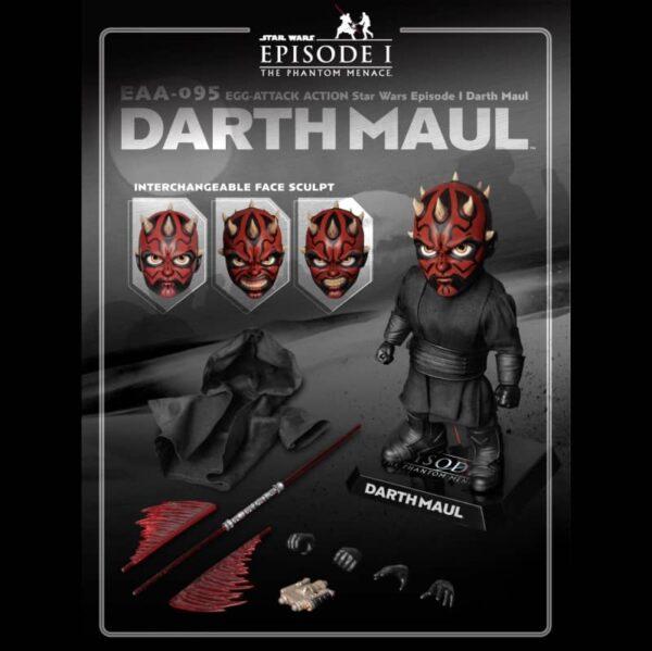 Star Wars Episode 1 EAA-095 Darth Maul