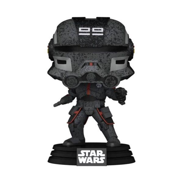 Star Wars The Bad Batch Echo Funko Pop Vinyl 1