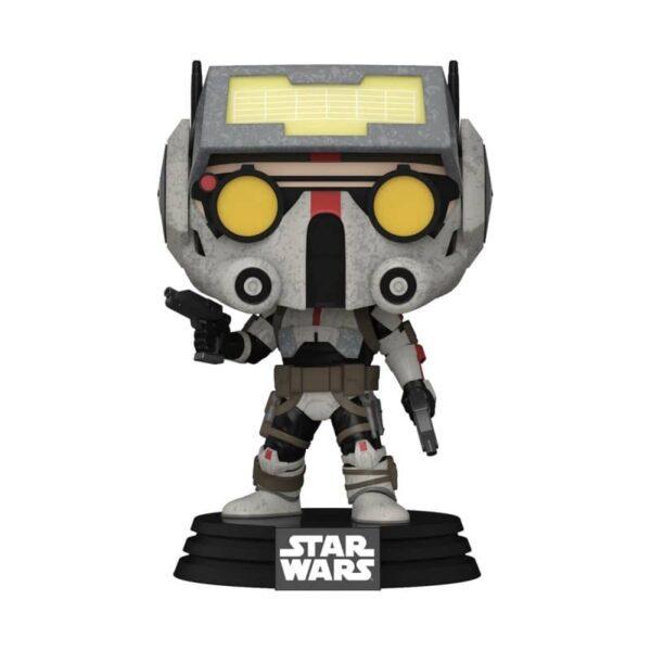 Star Wars The Bad Batch Tech Funko Pop Vinyl 1