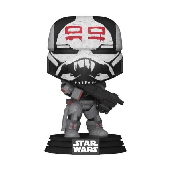 Star Wars The Bad Batch Wrecker Funko Pop Vinyl 1